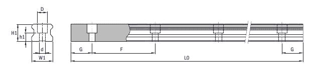 SBI R – Technische Zeichnung